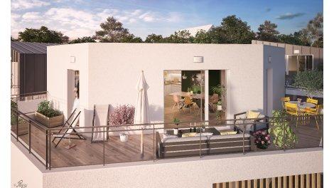 Appartement neuf Eveo éco-habitat à Saint-Marc-sur-Mer