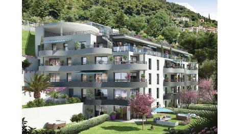 Appartement neuf Sea View investissement loi Pinel à Beausoleil