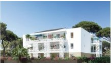 Appartements neufs Domaine Blue Riviera Park - Bât N. éco-habitat à Antibes