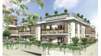 Appartements neufs Esprit Jardin éco-habitat à Carros
