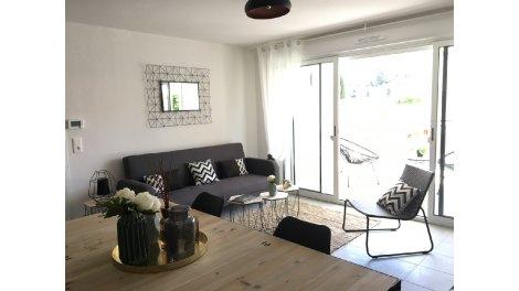 Appartement neuf Villa Honoris investissement loi Pinel à La-Colle-sur-Loup