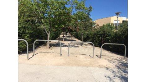 Les jardins du parc mouans sartoux programme immobilier for Garage du park mouans sartoux