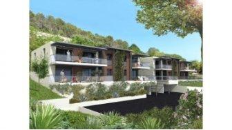 Appartements neufs Château Horizon éco-habitat à Cagnes-sur-Mer