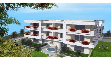 Appartement neuf Les Jardins du Parc investissement loi Pinel à Mouans Sartoux