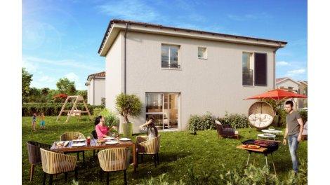 Appartements et maisons neuves Naturea à Genas