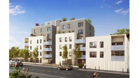 Appartement neuf Rouss'Ô à Villeurbanne