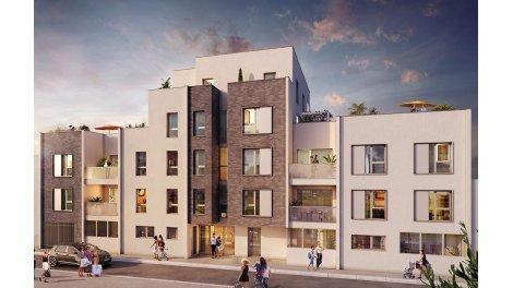 Appartement neuf Volt'r investissement loi Pinel à Villeurbanne