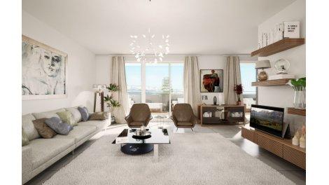 Appartement neuf Le Domaine d'Aspre à Meylan