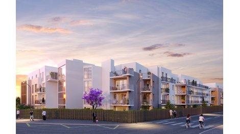 Appartement neuf Mo'Dernity investissement loi Pinel à Meaux