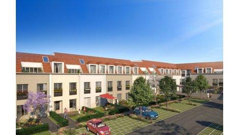 Appartement neuf La Ferme - Côté Jardin investissement loi Pinel à Moissy-Cramayel