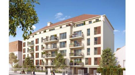 Appartement neuf Loçana à Ermont