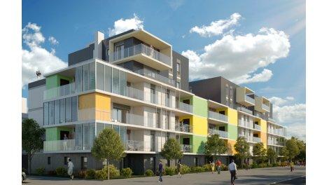 Appartement neuf New Park investissement loi Pinel à Saint-Genis-Pouilly