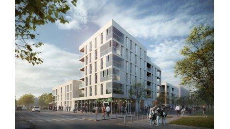 Appartement neuf Garden District à Amiens