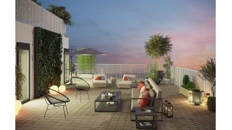 Appartement neuf Arbor & Sens investissement loi Pinel à Arpajon