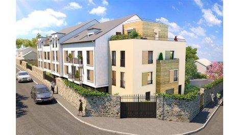 investir dans l'immobilier à Melun