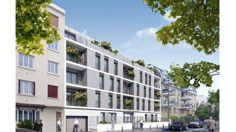 Appartement neuf Reflet en Seine à Alfortville