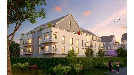 Appartements et maisons neuves Le Domaine de l'Aunette à Ballancourt sur Essonne