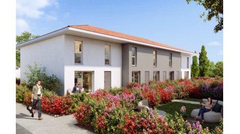 Appartement neuf Le 90 Domaine investissement loi Pinel à Villefontaine