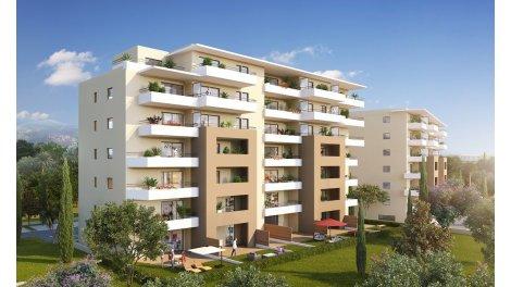Appartement neuf Les Terrasses de la Gravona à Ajaccio