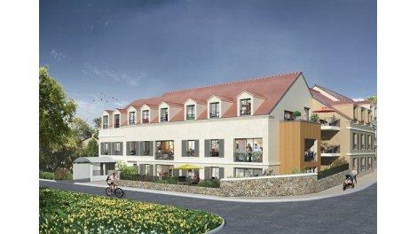 Appartement neuf Clos Saint Louis à Jouars-Pontchartrain