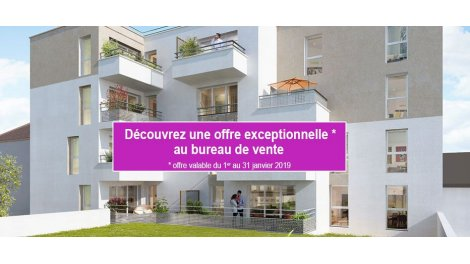 Appartement neuf O Centre à Villepinte