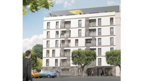 Appartement neuf Oxygène investissement loi Pinel à Le Perreux sur Marne