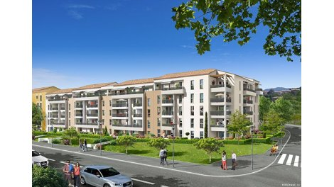 Appartement neuf Résidence a Piana investissement loi Pinel à Propriano