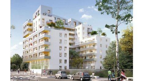 Appartement neuf Horizon à La Courneuve