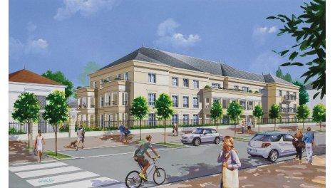 investir dans l'immobilier à Puiseux-en-France