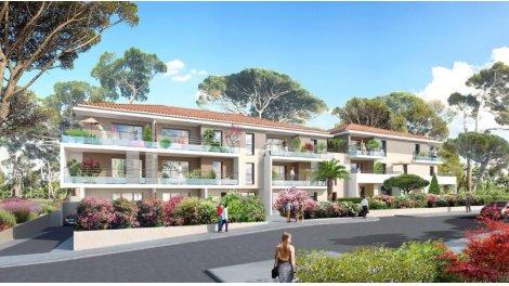 Appartement neuf Terra Julia investissement loi Pinel à Six-Fours-les-Plages