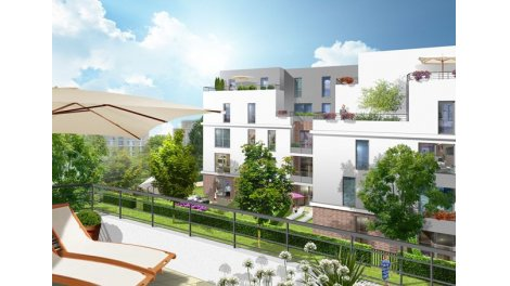 Appartement neuf Novae à Villiers-sur-Marne