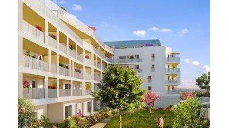 Appartement neuf Bahia investissement loi Pinel à Saint-Priest