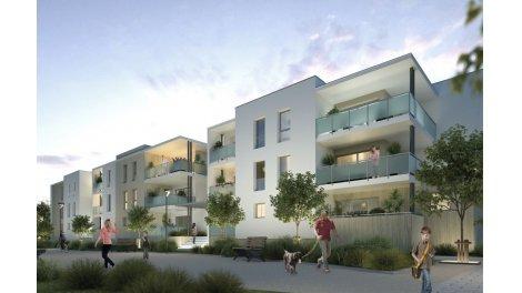 Appartement neuf Arb'Or & Sens investissement loi Pinel à Fabrègues