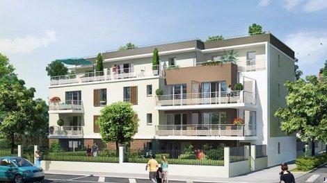 Appartement neuf Villa Liberty à Conflans-Sainte-Honorine