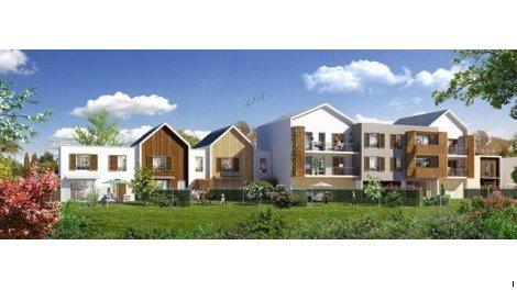 Appartement neuf Eos investissement loi Pinel à Courdimanche