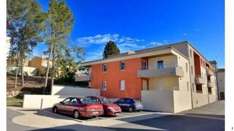 Appartement neuf Agathéa éco-habitat à Gigean