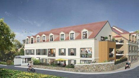 Appartement neuf Clos Saint Louis investissement loi Pinel à Jouars-Pontchartrain