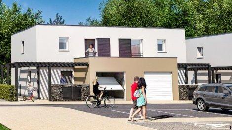 Maisons neuves Roza Villa investissement loi Pinel à Manduel