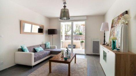 Appartement neuf Posidonia éco-habitat à Marseillan