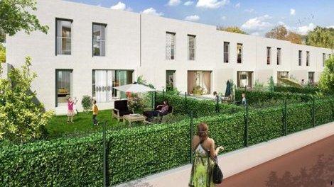 Maisons neuves Villa Soleil investissement loi Pinel à Nîmes