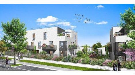 Appartement neuf Artémis investissement loi Pinel à Les-Mureaux