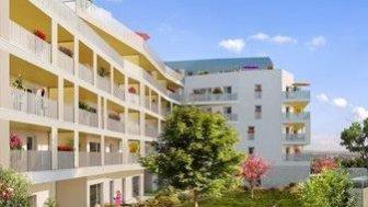 Appartements neufs Bahia investissement loi Pinel à Saint-Priest