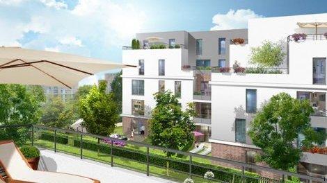 Appartement neuf Novae investissement loi Pinel à Villiers-sur-Marne