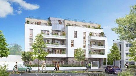 Appartement neuf O Centre investissement loi Pinel à Villepinte