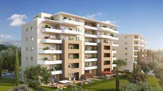 """Programme immobilier du mois """"Les Terrasses de la Gravona"""" - Ajaccio"""