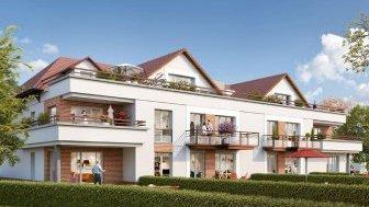 Appartements neufs L'Oree investissement loi Pinel à Soisy-sur-Seine