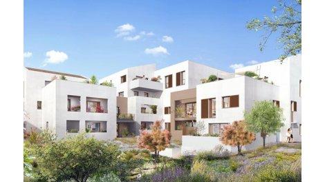 Appartement neuf Coeur d'oc à Saint-Georges-d'Orques