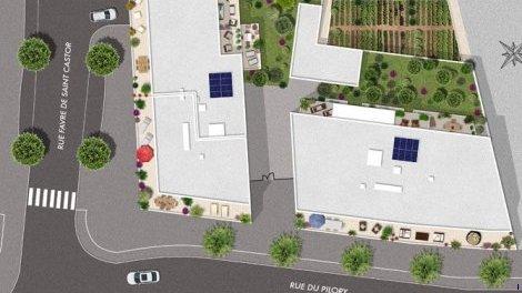 Appartements neufs Orealia à Montpellier