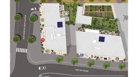 Appartement neuf Orealia à Montpellier