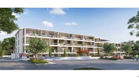 Appartements neufs L'Orangerie à La Farlède